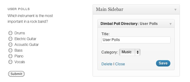 Poll Directory