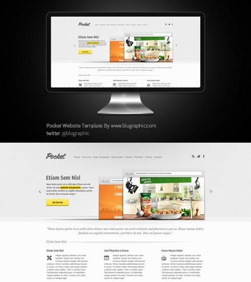 Website-Template-pocket
