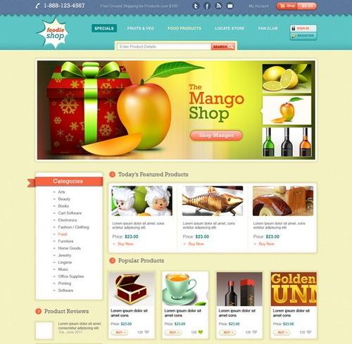 ecommerce-website-template