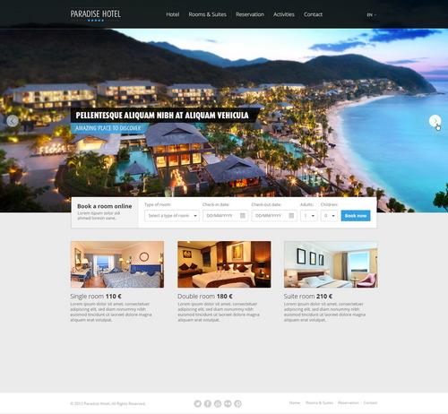 hotel-psd-template
