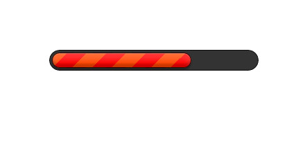 CSS 3 progress bar