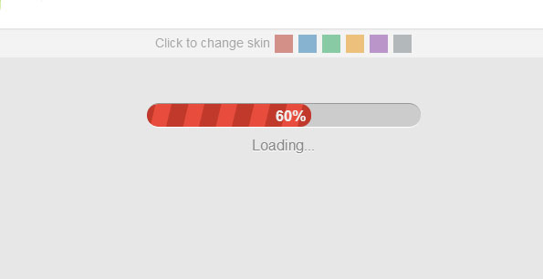 Image Preloader Progress Bar