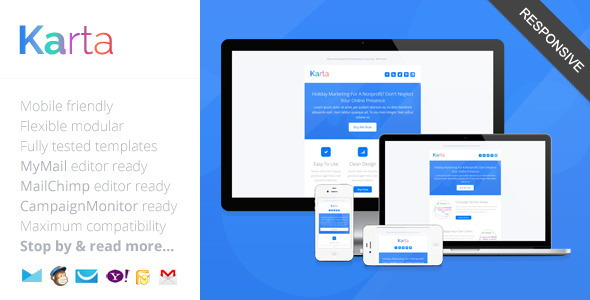 Minimalist Responsive Email Template