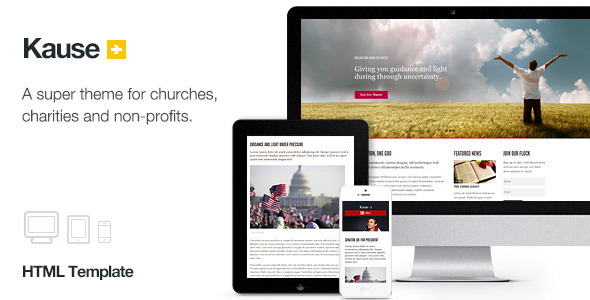 Multi Purpose Church Template