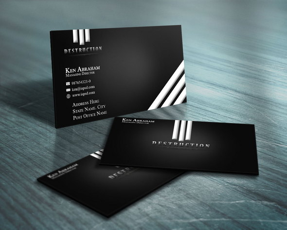 Wholesale Business Card Template