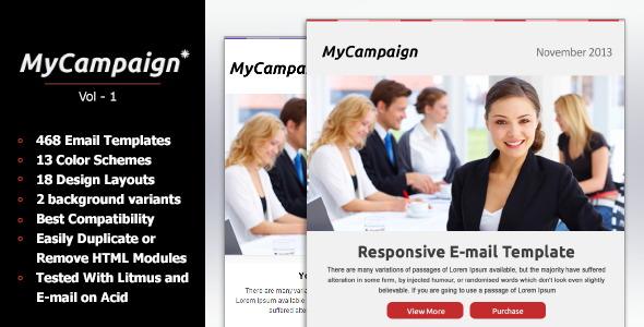 MyCampaign - Multipurpose Business