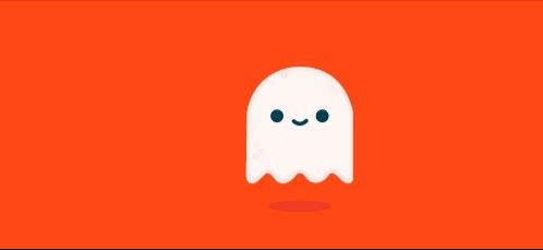 floating css3ghost