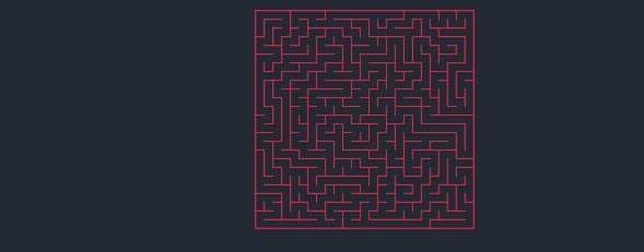 Random Maze Generator