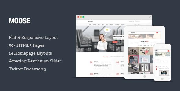 Multipurpose Magazine Responsive HTML5 Template