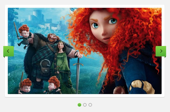 Responsive Image Slider in jQuery and CSS3