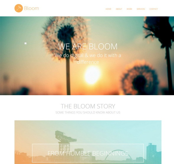 Corporate Business Responsive Mobile web Templates