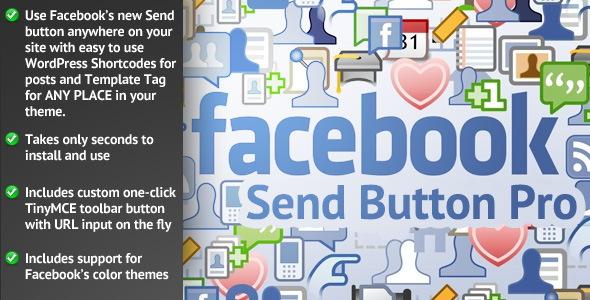 Facebook Send Button Pro