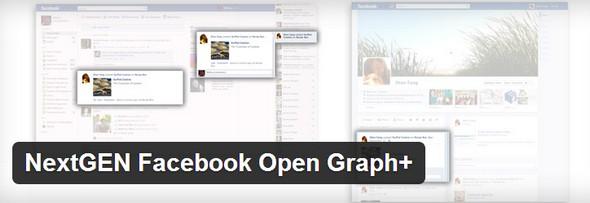 nextgen facebook opengraph