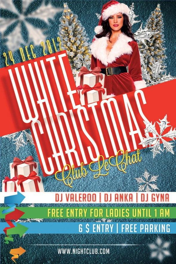 FLYER-White-Christmas
