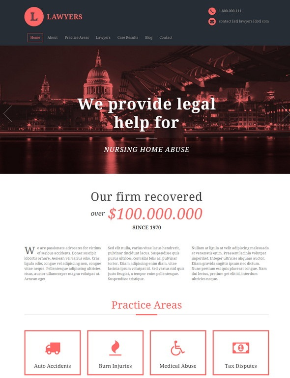 Lawyers Responsive Business