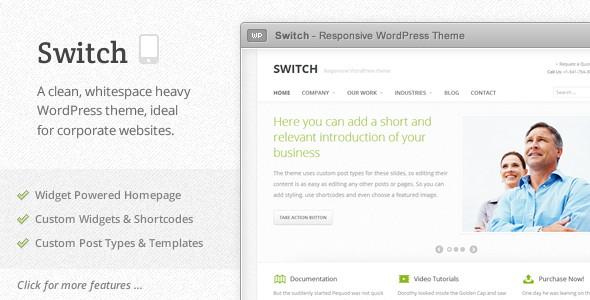 Switch - Responsive
