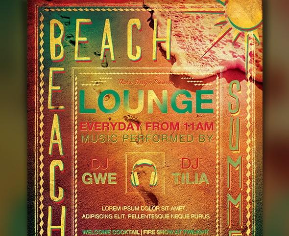 free_summer_lounge_flyer