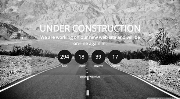 Construct Website