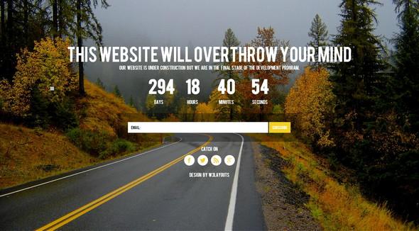 Soon Website