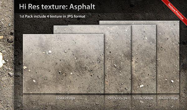 Texture-Asphalt-Pack