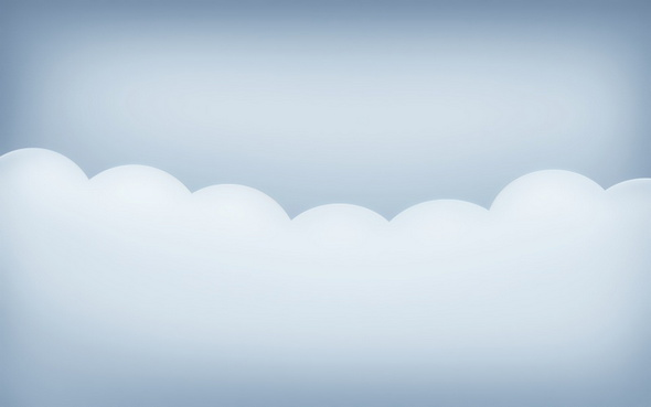 Wolke Background