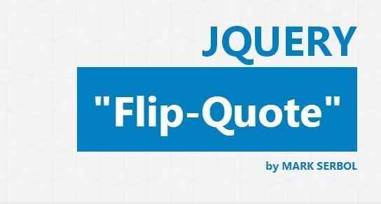 flip quote