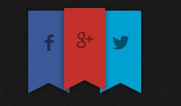 social ribbons