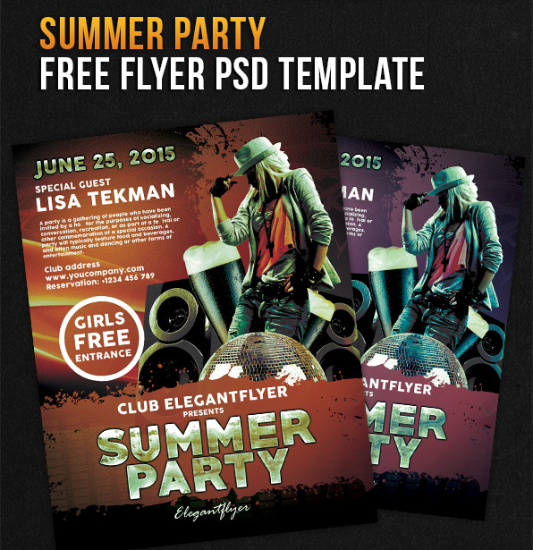 Summer_Party_free