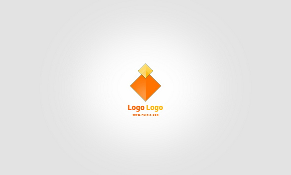 orange psd logo