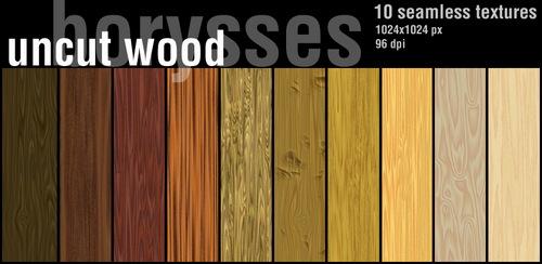 Wood_uncut
