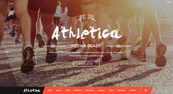20 Responsive WordPress OnePage Themes with Smooth Parallax Effect