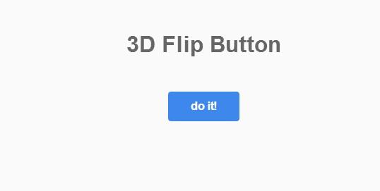 3d flip button