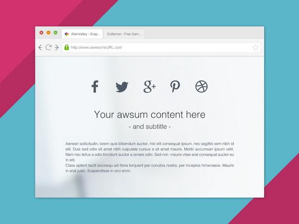 browser-mockup