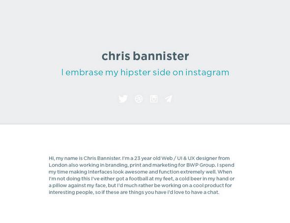Chris Bannister