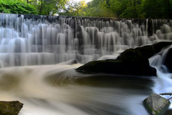 Hoghton Bottoms Weir