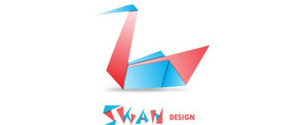 Origami Logos, Flags and Other Awesome Looking Paper Symbols | 250x590