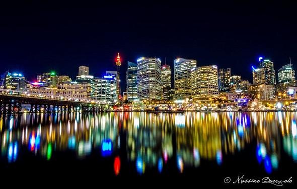 Gece Sydney