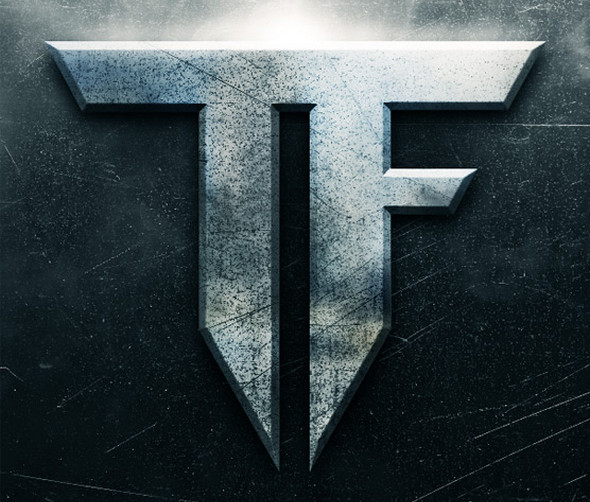 Transformer Style Logo