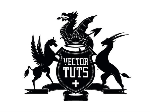 Vector Crest Logo