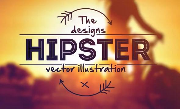 hipster illustration tutorial