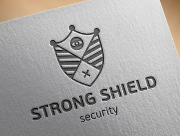 Logo Strong Shield Security