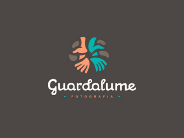 Guardalume Final Logo