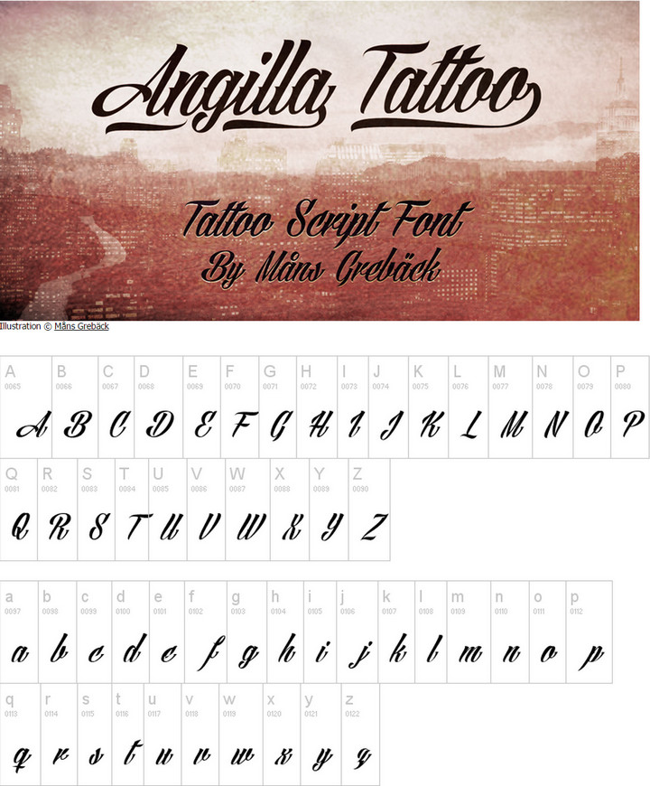 50 Awesome Free Calligraphy Fonts For Designers