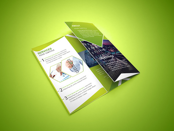 Trifold Brochure Files