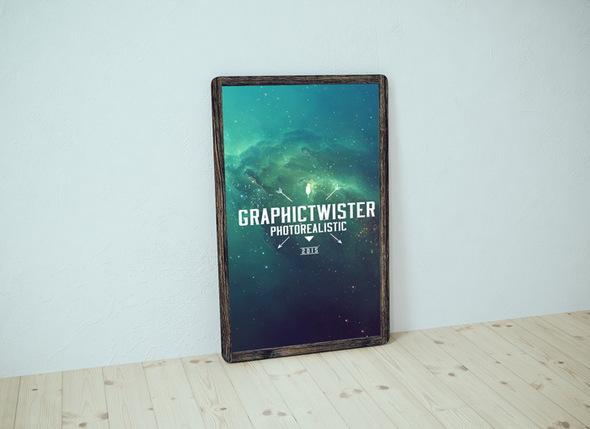 wood-poster-frame-mockup