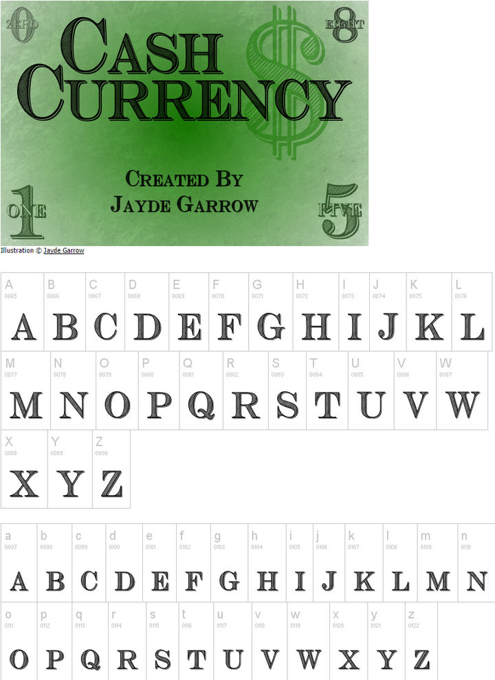 Cash Currency