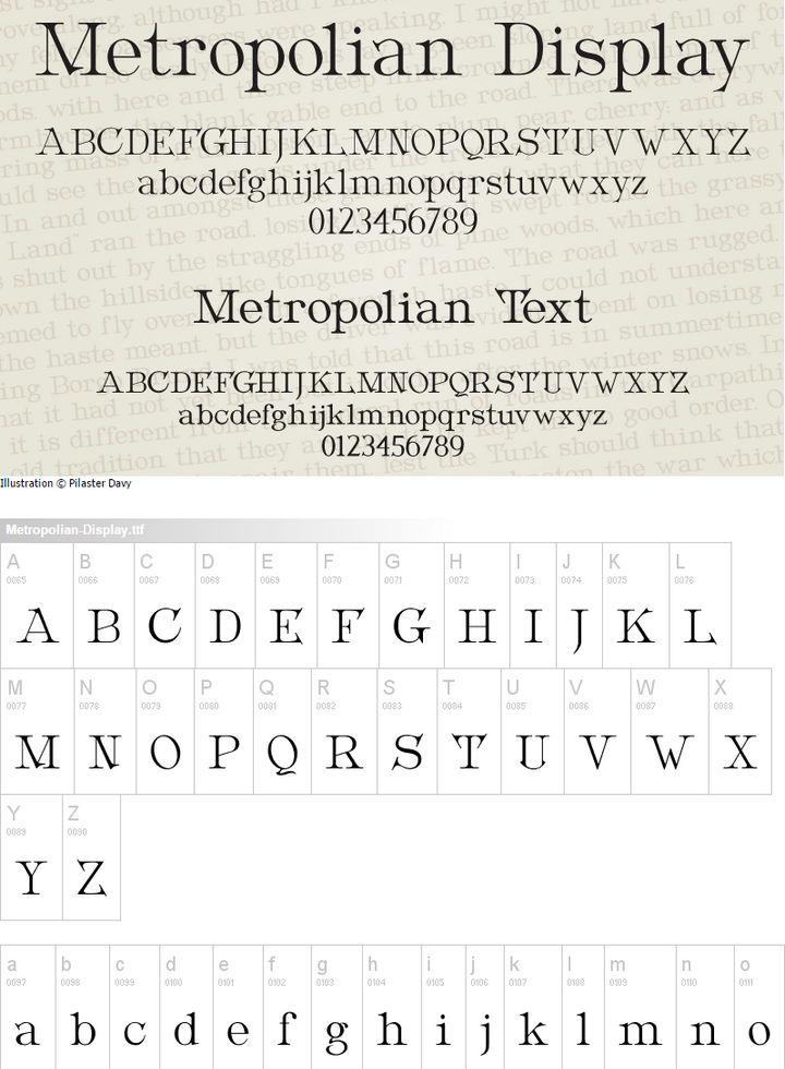Metropolian