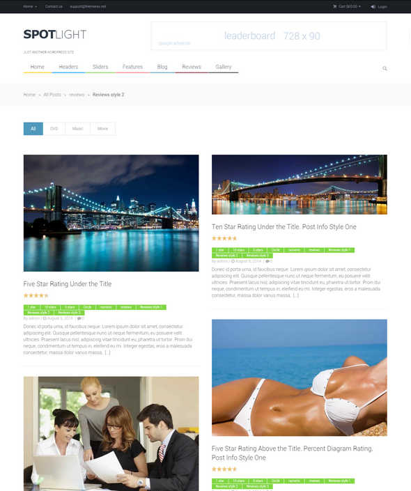 SpotLight Magazine, Reviews & News Portal