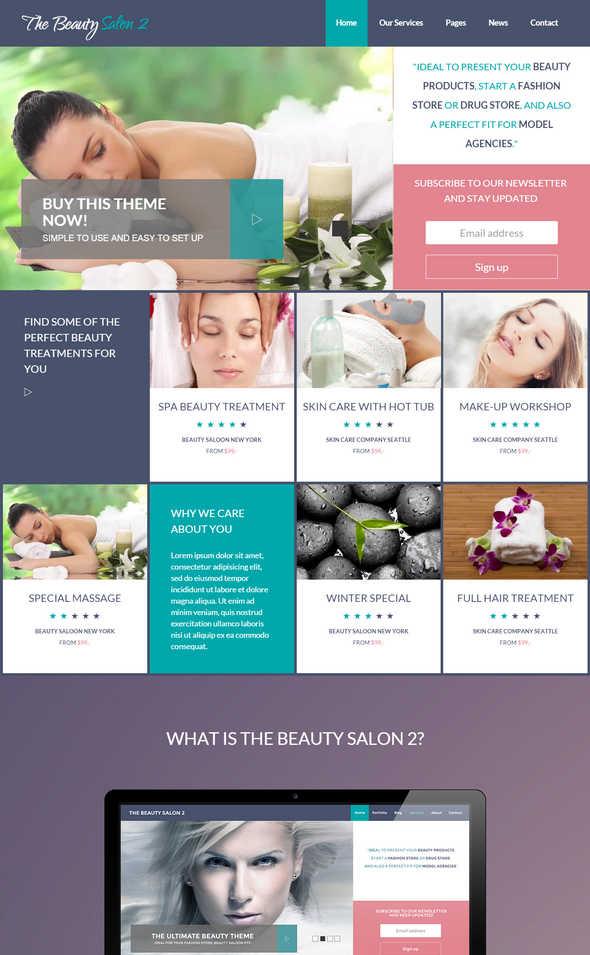 The Beauty Salon 2