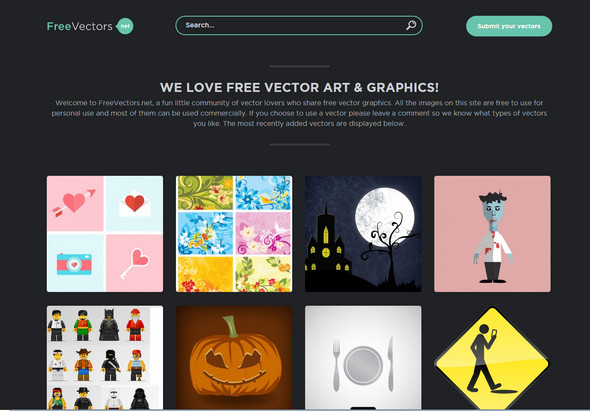 free vector graphics and art